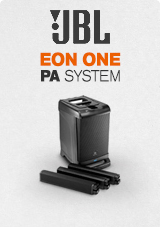 JBL EON ONE Linear Array PA System *now in stock
