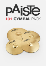 Paiste Symbal Pack