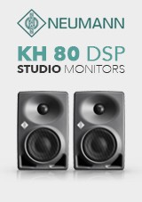 Neumann KH 80 DSP Studio Monitors, Pair