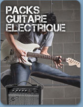 Grande Starter Packs Guitare Electrique Valeur Disponible d�s maintenant