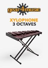 Xylophone 3 octaves par Gear4music