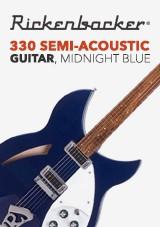 Rickenbacker 330, Midnight Blue
