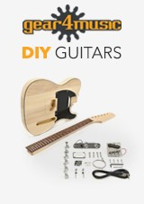 gear4music DIY Gitaren